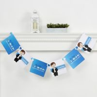 I'm theCommunion Boy Personalized Paper Banner