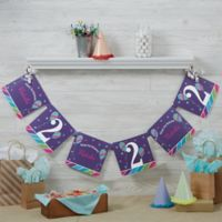 Birthday Girl Personalized Paper Banner
