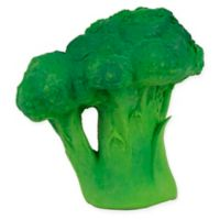 Brucy the Broccoli Teether in Green