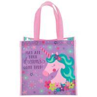 Stephen Joseph® Unicorn Resusable Gift Bag
