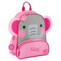 Stephen Joseph® Elephant Name Sidekick Backpack in Pink