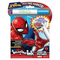 Nickelodeon™ Spiderman Imagine Ink Magic Ink with Market Activity Book