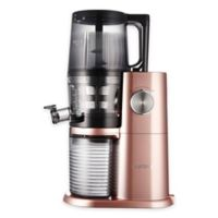 Hurom H-AI Slow Juicer in Rose Gold