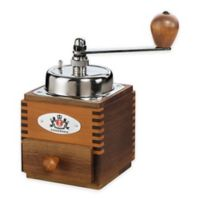 Zassenhaus Montevideo Coffee Mill in Brown