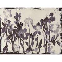 ArtMaison Canada Sketchy Florals 30-Inch x 40-Inch Canvas Wall Art