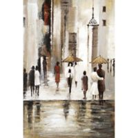 ArtMaison Canada Figures & People IV 36-Inch x 24-Inch Canvas Wall Art