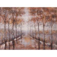 Farm Lane I 30-Inch x 40-Inch Canvas Wall Art