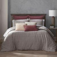 Highline Bedding Co. Paxton Full/Queen Comforter Set in Grey