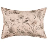 Christy Regency Standard Pillow Sham in Blush