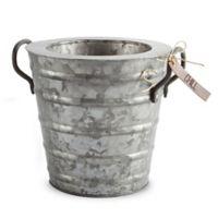 Mud Pie® Tin Beverage Cooler