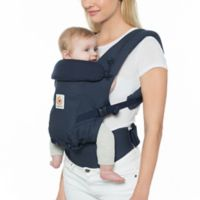 Ergobaby™ ADAPT 3-Position Baby Carrier in Navy Mini Dots