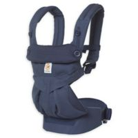 Ergobaby™ 360 All Positions Baby Carrier in Navy Mini Dots