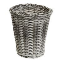 Mason Wastebasket in Grey
