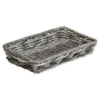Mason Guest Towel Holder in Grey