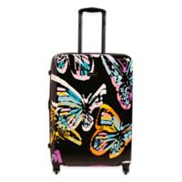 Vera Bradley® Butterfly 26-Inch Hardside Spinner Checked Luggage