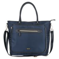 Kenneth Cole Reaction Single Compartment Tote in Navy