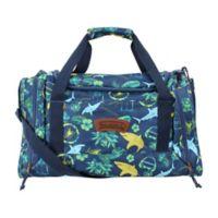 Margaritaville® Landshark Duffle Bag in Blue