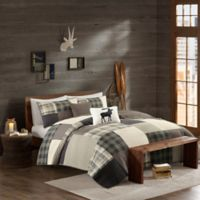 Woolrich® Winter Hills Reversible Twin Quilt