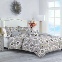 Trina Turk® Soleil Full/Queen Comforter Set in Grey