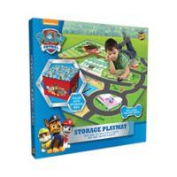 Paw Patrol Tidy Town Storage Box with Playmat