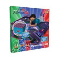 PJ Masks Tidy Town Storage Box with Playmat