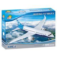 Boeing 737 Max 8 Airplane Building Kit