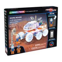 Laser Pegs Mission Mars Rover 200-Piece Block Set