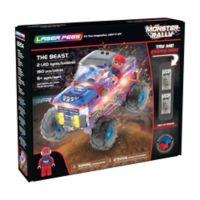 Laser Pegs® Monster Rally The Beast Truck 160-Piece Block Set
