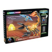 Laser Pegs Creatures Scorpion Standoff 170-Piece Block Set