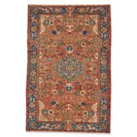 Feizy Rugs Antique Nahavand 6'4 x 9'6 Area Rug in Blush