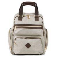 Ergobaby™ Convertible Diaper Backpack in Brown