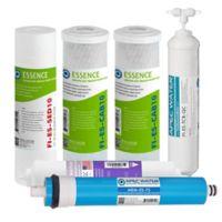APEC Water® Essence 6-Piece pH+ 75 GPD 6-Stage Complete Filter Set