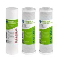 APEC Water® Essence 3-Piece Pre-Filter Water Filtration Set