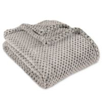 Berkshire Blanket® Frosted Plush Throw in Crystal Rock