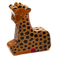 Cashbah Stretch the Giraffe Tzedakah Charity Box