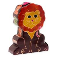 Cashbah Lionel the Lion Tzedakah Charity Box