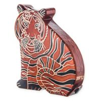 Cashbah Raj the Tiger Tzedakah Charity Box