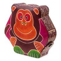 Chatter the Monkey Tzedakah Charity Box