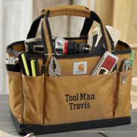 Carhartt® Signature Utility Embroidered Tool Tote