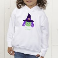 Lil' Witch Personalized Toddler Hooded Sweatshirt