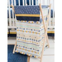 My Baby Sam Desert Sky Hamper in Navy