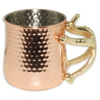 Starfish Moscow Mule Mug in Copper