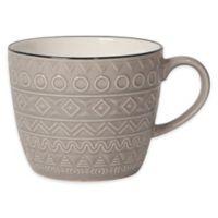 Now Designs™ Casablanca Mug in Grey