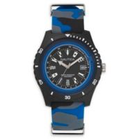 Nautica® Surfside Men's 46mm NAPSRF009 Watch in Black/Blue