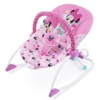 Disney Baby™ Bright Starts™ MINNIE MOUSE Stars & Smiles Infant to Toddler Rocker™