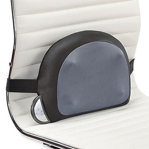 Brookstone iNeed® Lumbar Massage Cushion - Bed Bath & Beyond