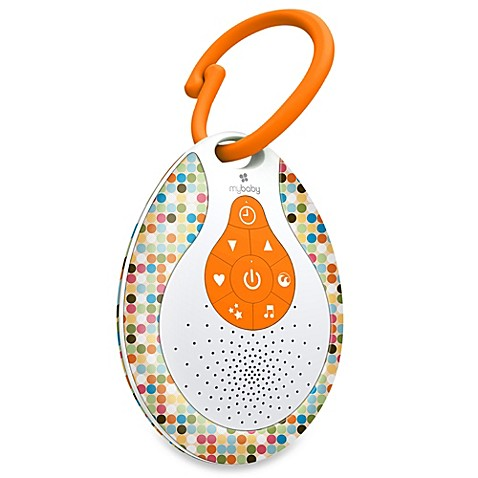 HoMedics® myBaby™ SoundSpa® On-the-Go