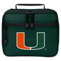 The Northwest® Miami Hurricanes Cooltime Lunch Kit
