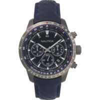 Nautica® Pier 39 Men's 46mm NAPP39002 Chronograph Watch
