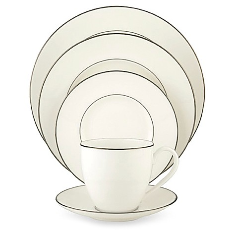 Lenox 174 Continental Dining Platinum Dinnerware Collection